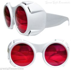 Willy Wonka TV ROOM Style GOGGLES GLASSES Chocolate Factory Hyper Vision Depp | eBay