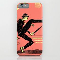 Silly Walk for iPhone 6 Case