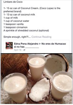 Limbers de Coco