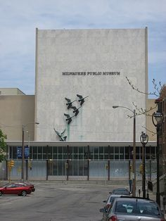 Milwaukee Public Museum....I love this museum! The dinosaur exhibit is pretty cool.