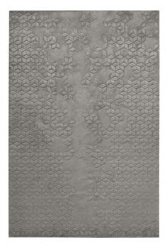 Star Silk Charcoal by Helen Amy Murray for The Rug Company, hand carved silk, from $209 per sq ft