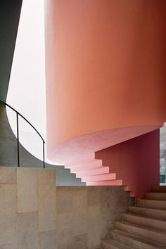 110 ROOMS: MAIO ARCHITECTS' JAW-DROPPING APARTMENT BUILDING IN BARCELONA