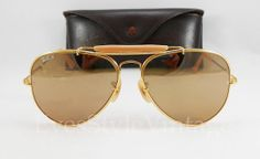 893d2b293bc1f8 B L RayBan New Old Stock W0364 The General by EyesStyleVintage