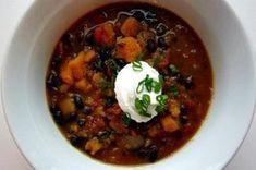 Smokey black bean and butternut squash stew Recipe on Food52 recipe on Food52