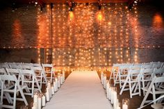 Dazzling Chicago Wedding at Gallery 1028 Captured by You Me Photography - MODwedding