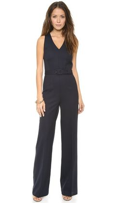 Tory Burch Trinity Jumpsuit $450 http://www.shopbop.com/trinity-jumpsuit-tory-burch/vp/v=1/1506482342.htm?folderID=2534374302029428&fm=other-shopbysize-viewall&colorId=30530