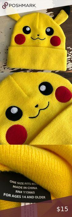 "SEGA movie /""detective Pikachu/"" premium detective pikachu hat 34cm kawaii cute"