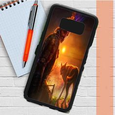 Metal Gear Solid V Aura Samsung Galaxy S8 Plus Case Dewantary