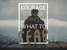 Courage #1