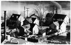 Walker Evans, Detail of View of Easton, Pennsylvania
