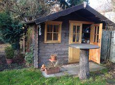 Smoke House Diy, Bbq, Plants, Backyard Landscaping, House, Barbecue, Barrel Smoker, Plant, Planets