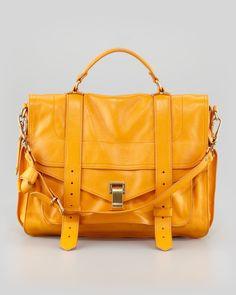 Proenza Schouler PS1 Large Satchel Bag