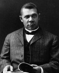 Booker T Washington was a notable educator.