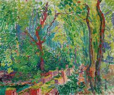 Spencer Gore: Panshanger Park 1909