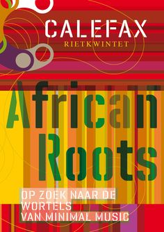 African Roots flyer