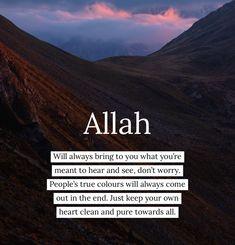 Best Islamic Quotes, Quran Quotes Love, Beautiful Islamic Quotes, Allah Quotes, Muslim Quotes, Islamic Inspirational Quotes, Religious Quotes, Faith Quotes, Words Quotes