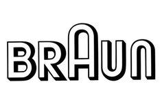 The original Braun wordmark was designed by Will Münch in 1934.