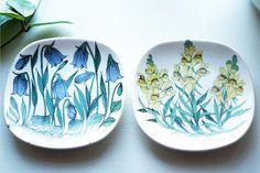 Kirppisrakkautta Kitchenware, Tableware, Finland, Decorative Plates, Home Decor, Dinnerware, Decoration Home, Room Decor, Tablewares