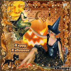 Happy Halloween to all my friends♥