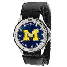 Michigan Wolverines NCAA Mens Veteran Series Watch