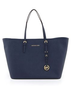 michael kors tote navy - Google Search