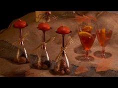 Cocktail Halloween - Spritz Automne - YouTube