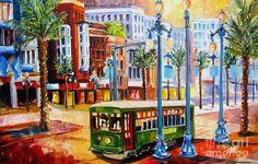 paisajes urbanos para pintar - Buscar con Google