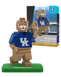 The Wildcat Mascot | University of Kentucky®