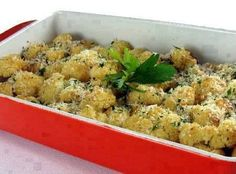 Yum... I'd Pinch That! | Oven roasted cauliflower #recipe #justapinch