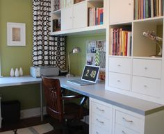 ikea inspired office - Google Search