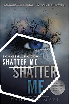 My review of Shatter Me.
