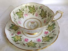 Paragon Princess Elizabeth Commemorative Teacup by AprilsLuxuries