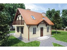 case mici pentru o familie cu un copil Two Bedroom, Bedrooms, Malm, Home Fashion, Shed, Outdoor Structures, Cabin, House Styles, Home Decor