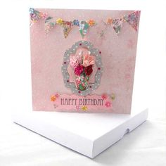 Extra Special Birthday Card Boxed, Unique greeting Cards and Gifts by Paradis Terrestre made in Britain