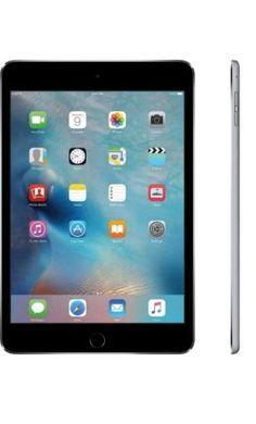 Apple Ipad Mini 4 128gb Wi Fi Tablet 7 9 Retina Display Space Gray New Ipad Mini Ipad Wifi
