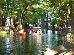 Gorgeous Lake Camecuaro, Michoacan, Mexico