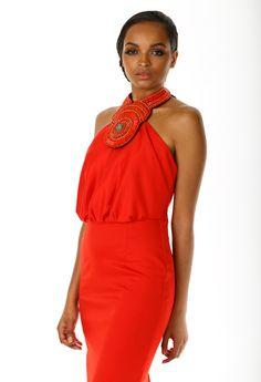 Milieu Cocktail Dress