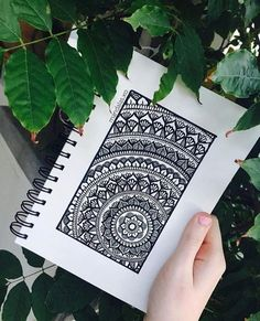 62 ideas zentangle art dibujos mandalas for 2019 Doodle Art Drawing, Zentangle Drawings, Mandala Drawing, Pencil Art Drawings, Art Drawings Sketches, Zentangles, Mandala Doodle, Mandala Art Lesson, Mandala Artwork