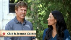 "Joanna makes sure Chip is presentable enough to be seen by society. | 17 ""Fixer Upper"" Moments That Prove Chip"
