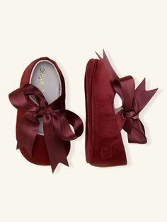 Satin shoes for baby :) from RL