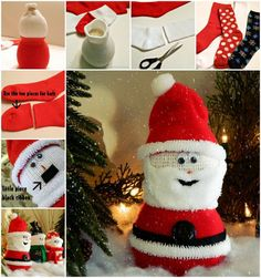 Sock Santa - Like us on Facebookhttps://www.facebook.com/TheWHOot1