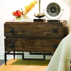 Only Interiors Review:ОбзорИнтерьер | (со страницы GLOBAL VIEWS | products | 2 Drawer...