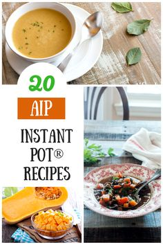 Are you ready to rock your Instant Pot? Here are 30 AIP Instant Pot Recipes that will satisfy all your cravings and keep you healthy.