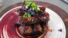 """Join 9 people right now at """"Jenga Hoisin Ribs"""" How To Cook Ribs, I Grill, Duck Sauce, Hoisin Sauce, Meat Lovers, Smoking Meat, Pork Ribs, Asian, Cooking Ribs"""