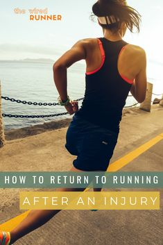 How to Return to Running After An Injury Race Training, Training Plan, Running Training, Triathlon Training, Running Humor, Sports Training, Training Equipment, Running Routine, Running Workouts