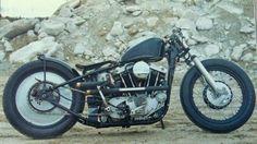 Ironhead | Bobbers and Custom Motorcycles