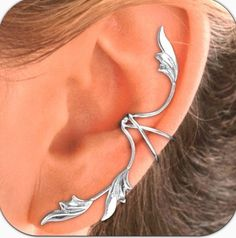 Really cool ear cuff <3