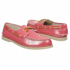 Sperry Top-Sider A/O Tod/Pre Shoes (Teaberry) - Kids' Shoes - 11.5 M