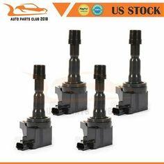 "NGK /""PLATINUM/"" Spark Plugs for 2000-2011 Ford Focus 2.0L Set of 4"