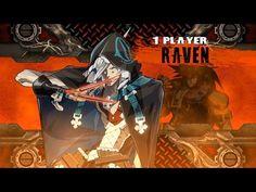 Raven Basic Combos - GUILTY GEAR Xrd REVELATOR - YouTube